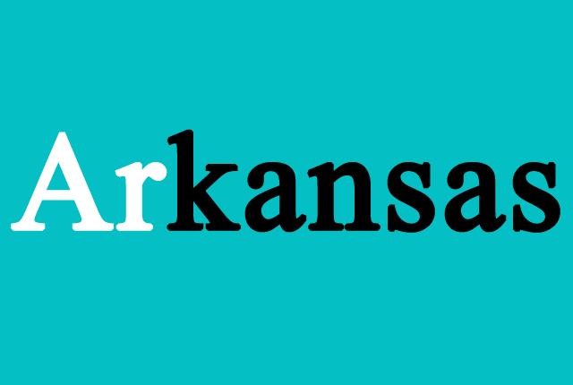 Why Isn T Arkansas Pronounced Like Kansas Arkansas Writing Words Kansas