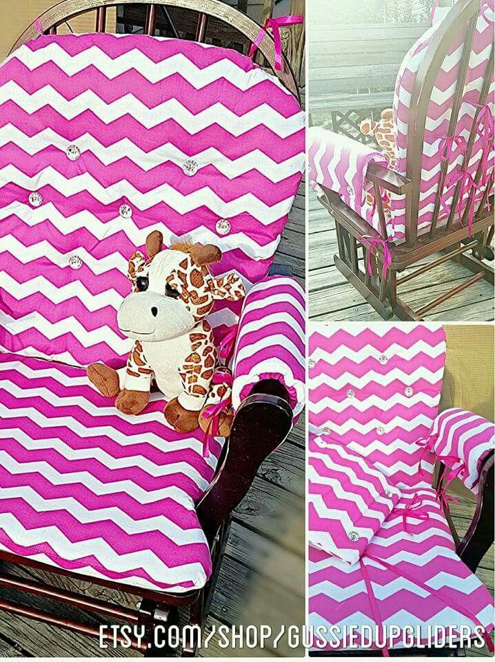 Custom Glider Cushion Replacements Custom Rocking Chair cushions