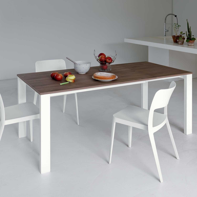 Tavolo da cucina allungabile Badù di Midj ARREDACLICK