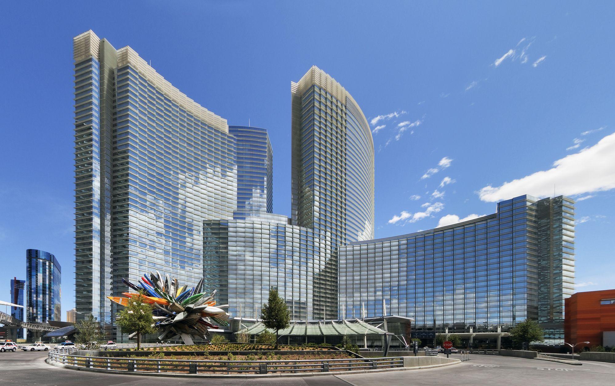 Aria Resort And Casino Pelli Clarke Pelli Architects Com