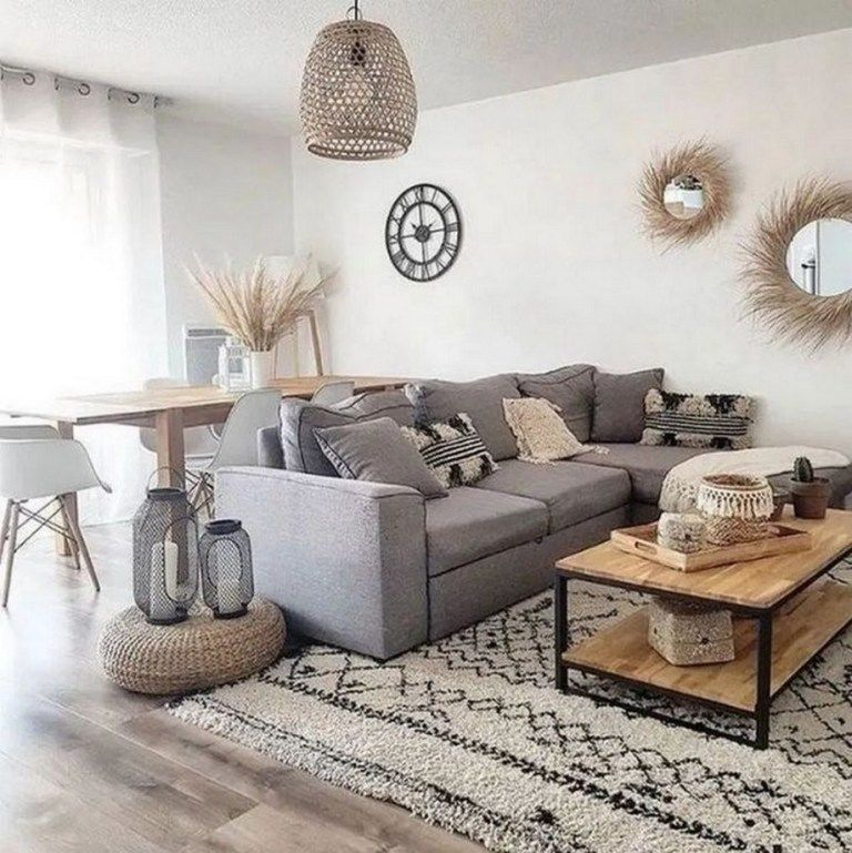 25 Rustic Home Decor Ideas That Will Inspire You This Year Homedecora Interior Design Living Room Warm Living Room Decor Modern Minimalist Living Room Design