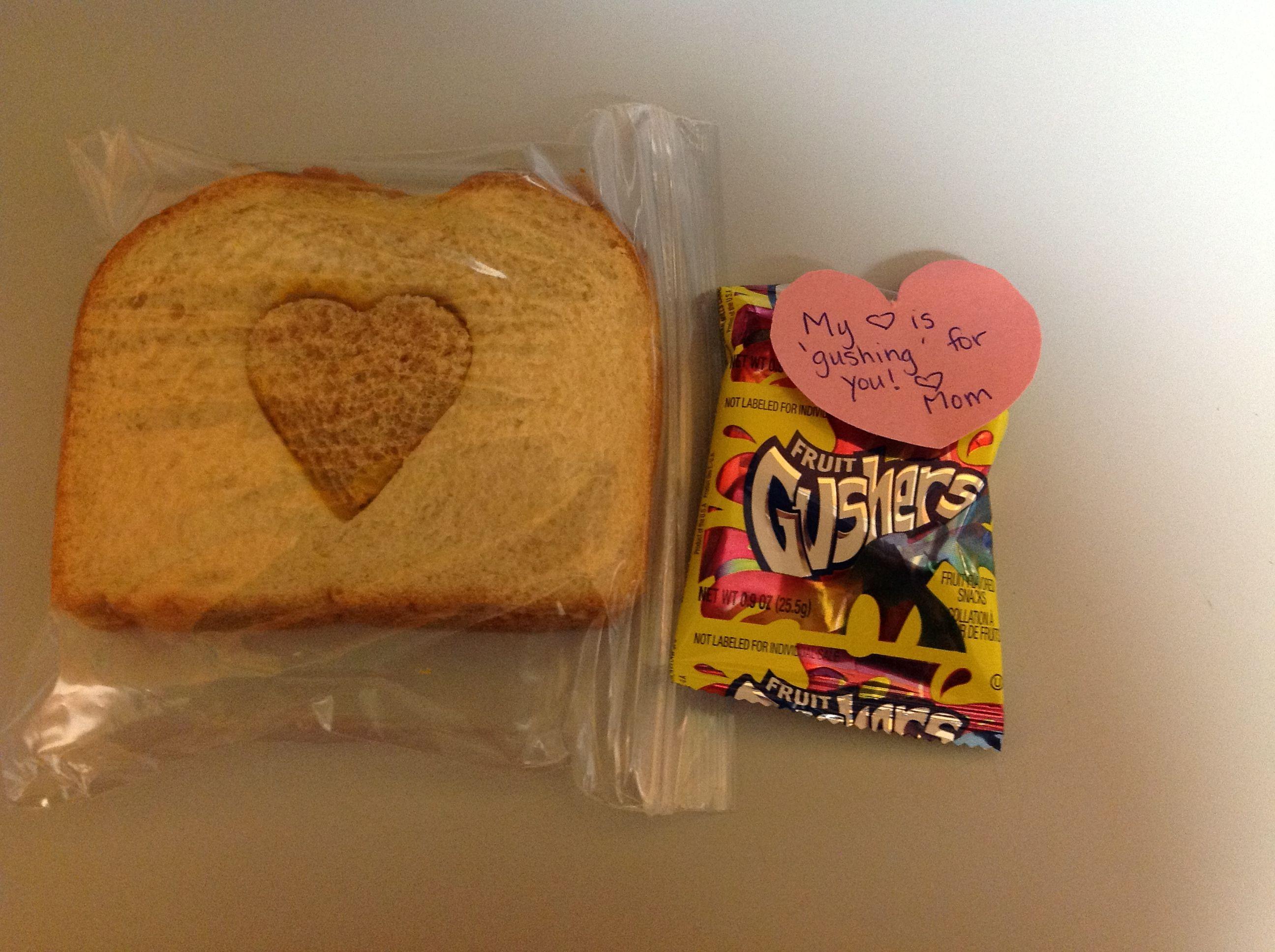 Valentine lunchbox 1