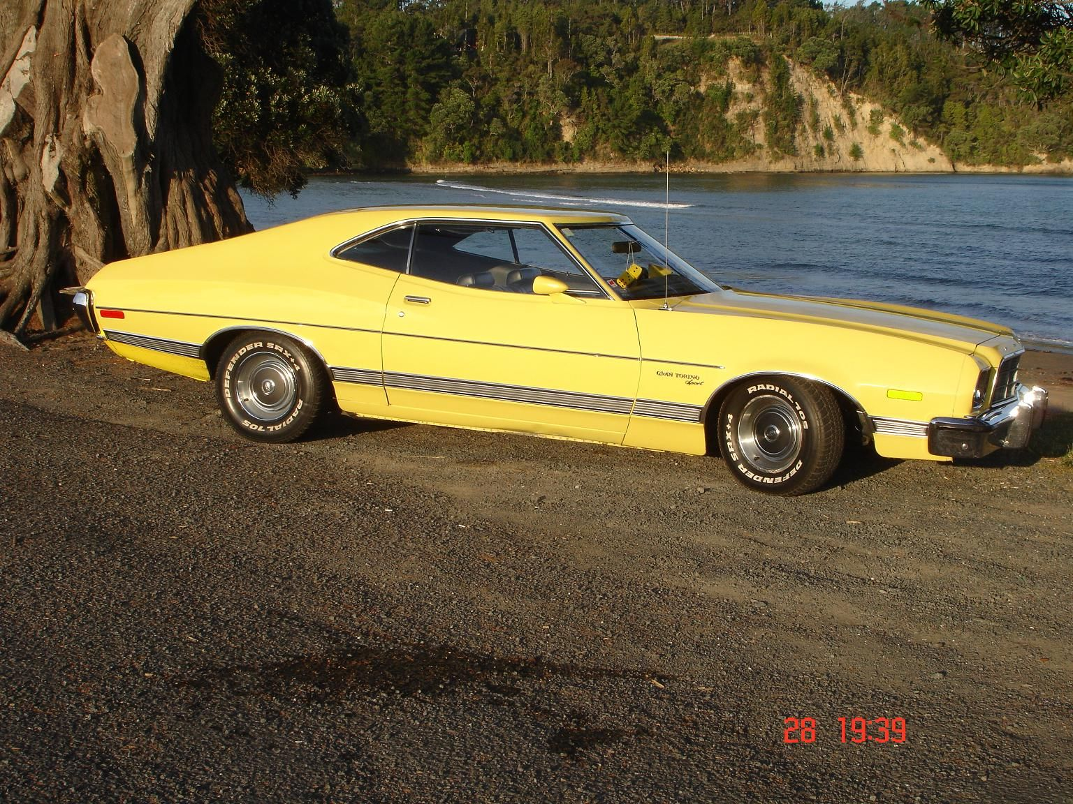 Yellow 1973 Gts The Ford Torino Page Forum Page 1 Ford