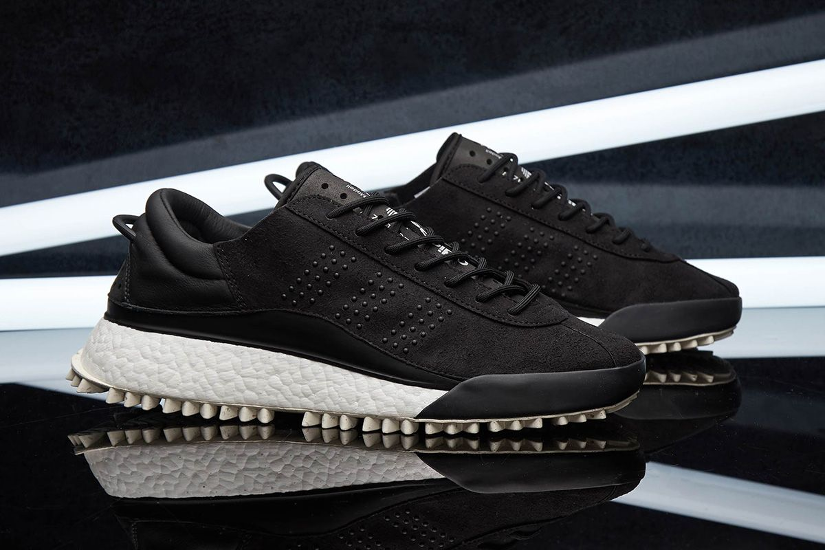 quality design 7fac6 ba08b Alexander Wang x adidas Hike Low