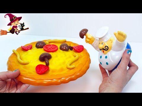 Juego Infantil De Cocinar Pizza Youtube Cumpleanos Ninos