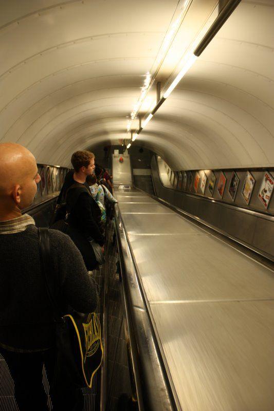 Underground. london