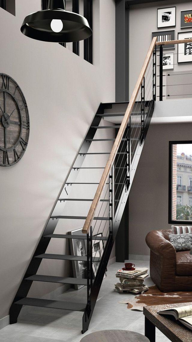 Lapeyre Salle De Bains Design Par Fx Ballery Salle De Bain Design Escalier Escaliers Metal