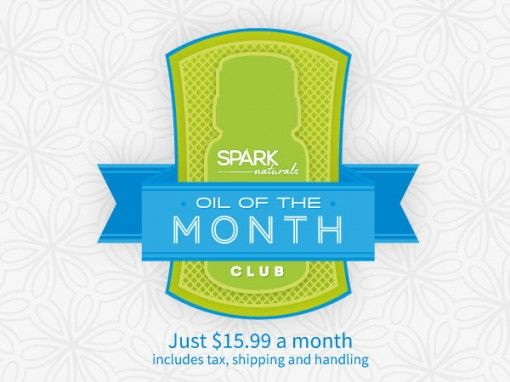 Calling all Allergy Sufferers!! Spark Naturals Oil of the Month for April: LLP Allergy Blend - Grassfed Mama