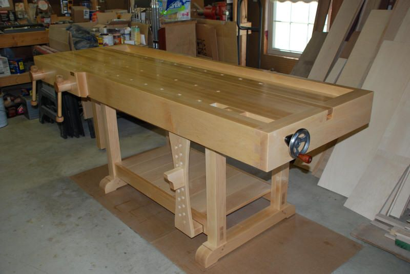 Swiger Woodworks Crafting Woodworking Benches And