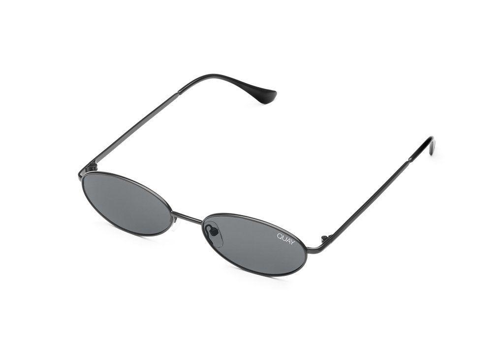 6fedc0f1ee Quay Austrailia Women s Sunglasses in Clout BLK SMK