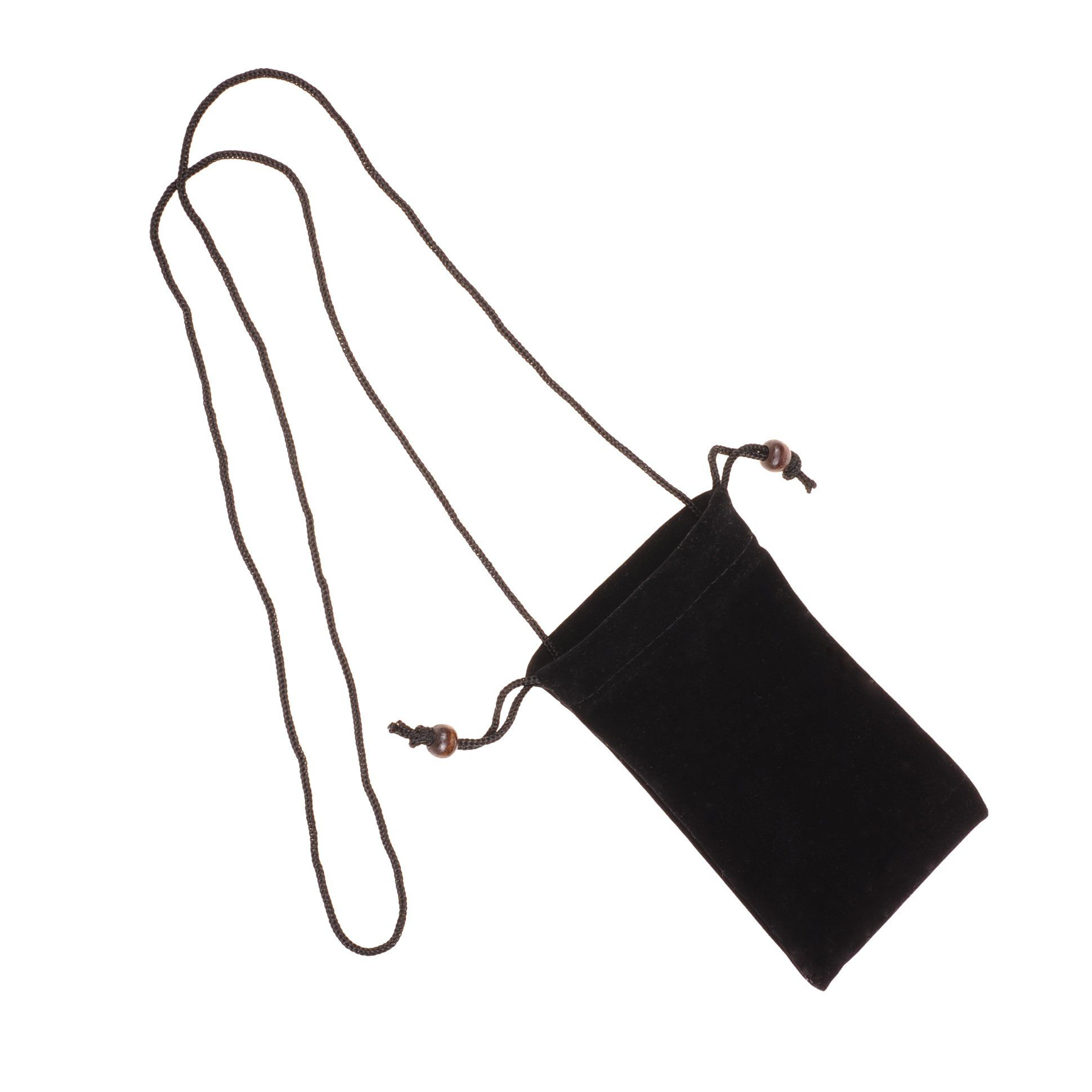 Mobile Phone pouch case bag with neck strap for HTC Desire