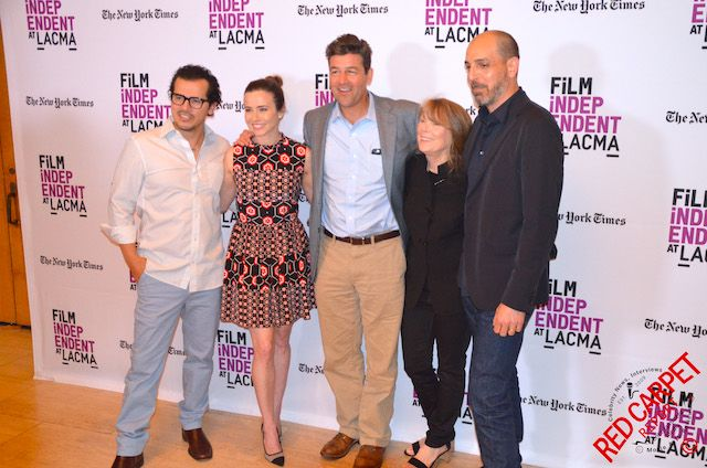 Talking Season 2 of Bloodline at Los Angeles County Museum of Art Special Screening Event #LACMA #Bloodline #Netflix  Read more at: http://www.redcarpetreporttv.com/2016/06/24/talking-season-2-of-bloodline-at-los-angeles-county-museum-of-art-special-screening-event-lacma-bloodline-netflix/