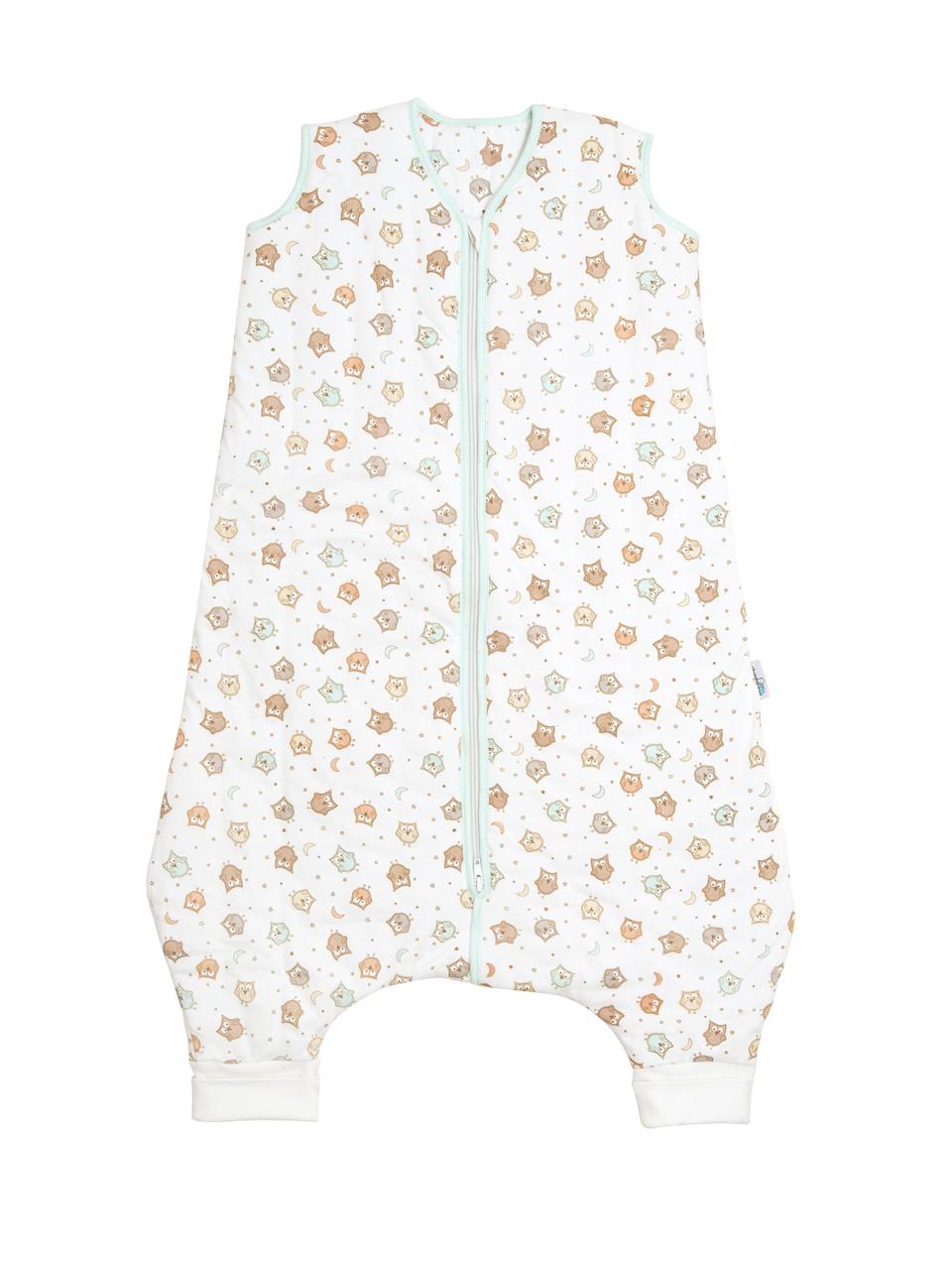 Ganzjahres Schlafsack mit Füßen Eule | Schlafsäcke, Eule und Kleinkinder