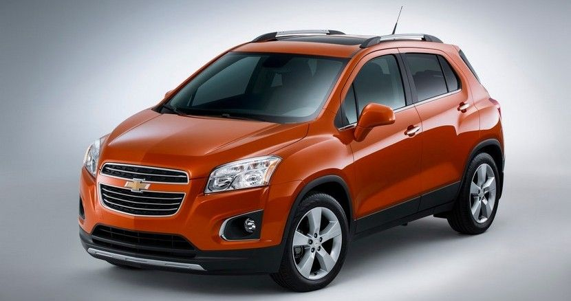 El Chevrolet Trax Llega A Estados Unidos Estados Unidos Autos