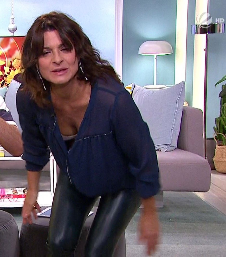 Marlene Lufen Sat 1 Tv Marlene Lufen Lufen Promis