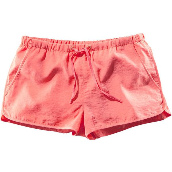 Shorts (£3.99) ❤ liked on Polyvore featuring shorts, bottoms, women and h&m shorts