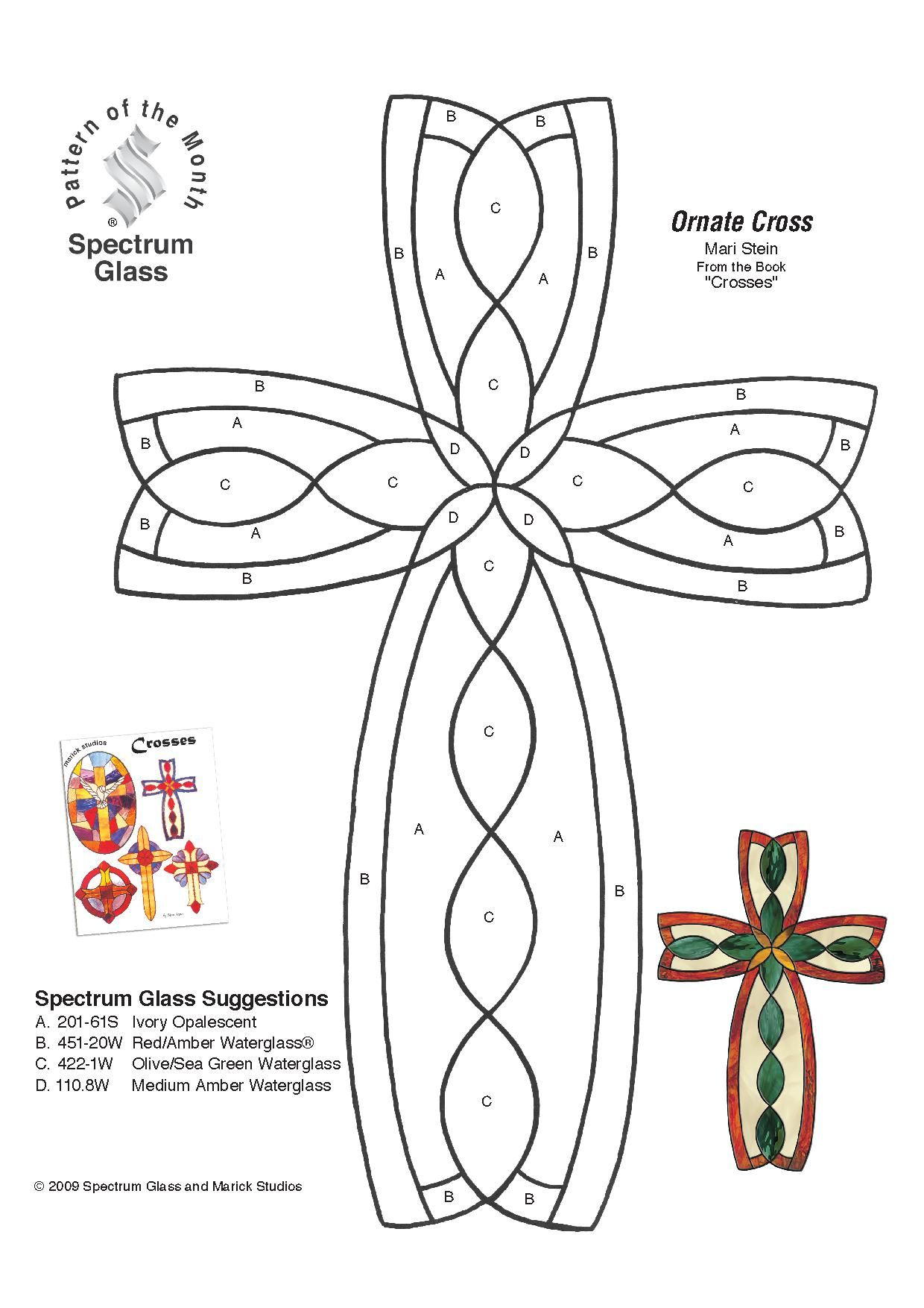cruz para colorear por numeros | manualidad catequesis | Pinterest ...