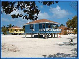Beach Front Cabanas At Coco Plum Island Resort