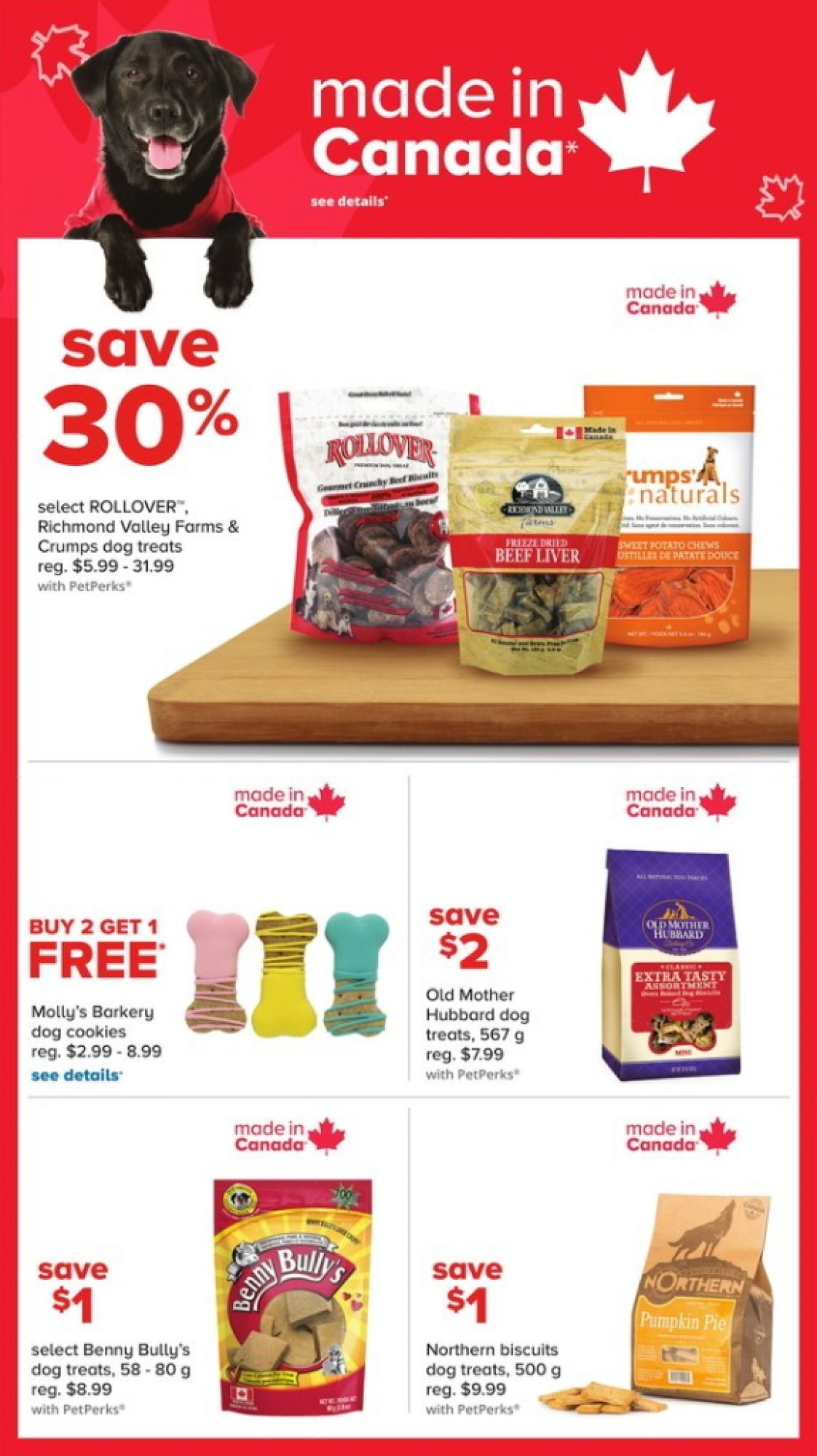 Flyer Petsmart Canada From Monday June 4 2018 To Friday June 8 2018 Flyer Online Flyers Petsmart