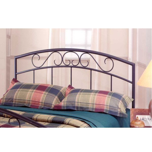 Hillsdale 299-49 Wendell Copper Pebble Full/Queen Headboard | Hope Home Furnishings and Flooring