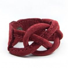 Naval Knot Small bordeaux