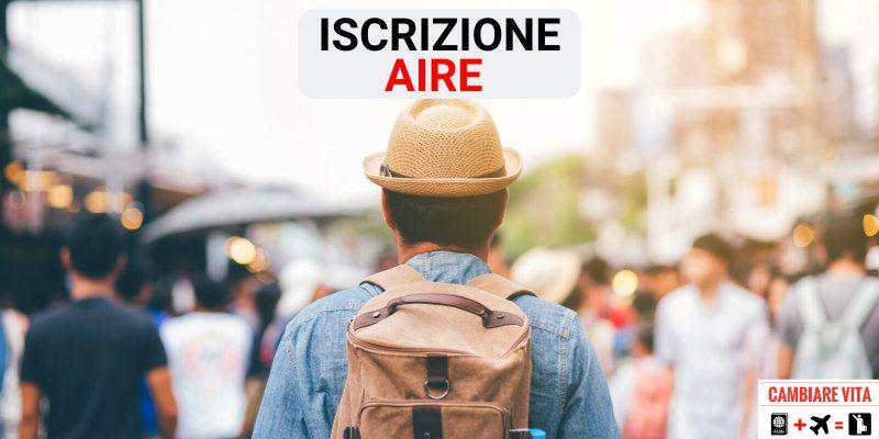 Iscrizione Aire Anagrafe Italiani Residenti All Estero Vantaggi