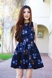 Check out Yuzikatrina's look Royal Blue on YouStyle.
