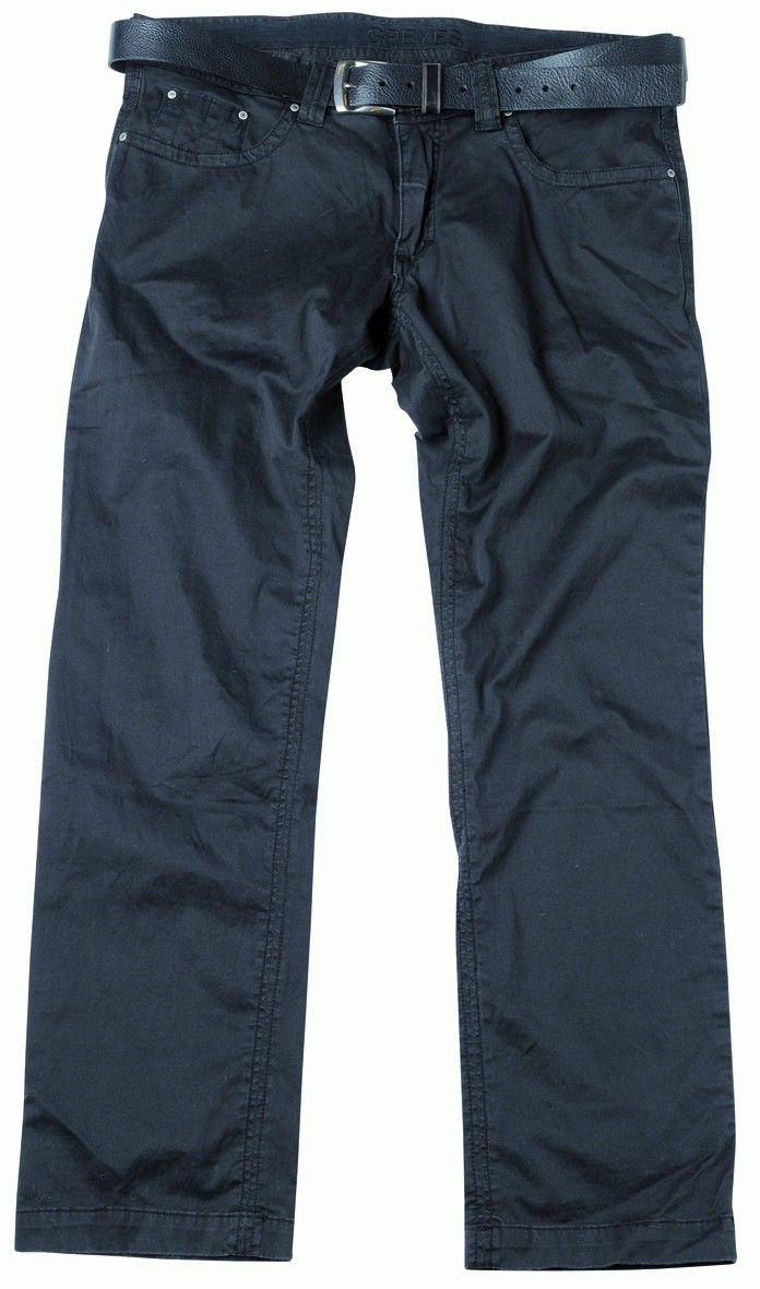 f7ac05ebdbe3 Pantalon toile simple allsize composé de 98 % coton et 2 % elastane Cinq  poches Très confortable Renfort à la ceinture et la fourche ...