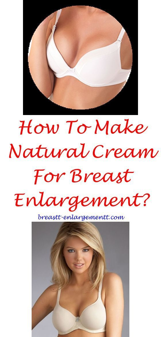 Do herbal breast enhancement pills really work