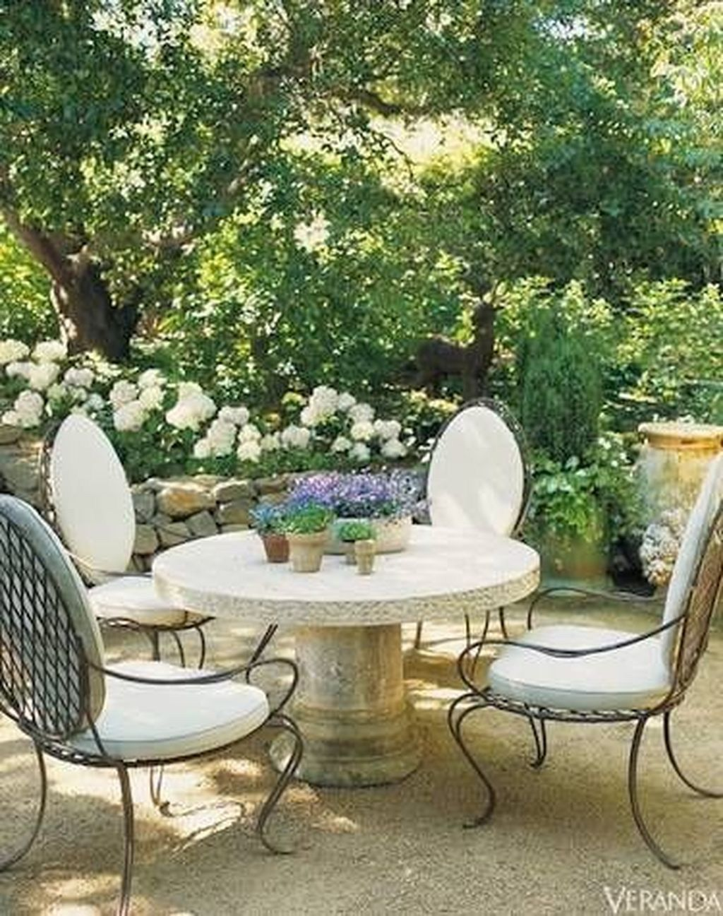 37 Captivating French Country Patio Ideas That Make Your Flat Look