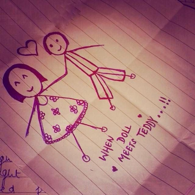 Happy Doll Paper Made Whatsapp DP Profile Picture - http://bit.ly ...