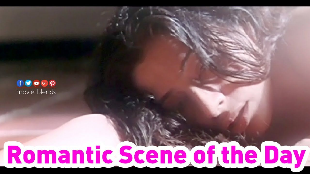 Tabu Bathing Hot Romantic Scene Naa Intlo Oka Roju Romantic Scene