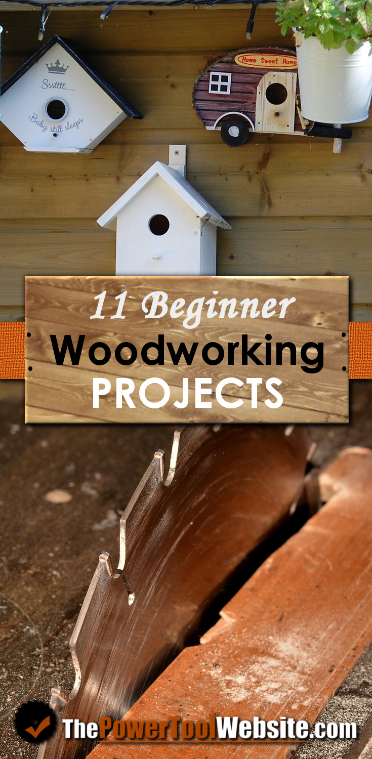 11 Beginner Woodworking Projects See These Cool Woodworking