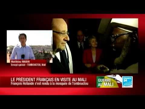 TV BREAKING NEWS F.Hollande doit rencontrer les troupes françaises et maliennes - http://tvnews.me/f-hollande-doit-rencontrer-les-troupes-francaises-et-maliennes/
