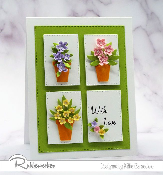 Photo of How to Make Small Paper Flowers for Cards | Kittie Kraft