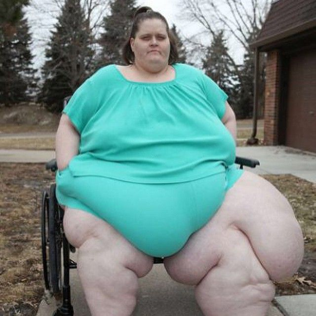 charity pierce is known as the fattest woman alive oddities and