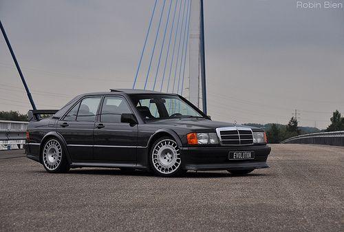 Mercedes 190E 2 5 16 EVO I