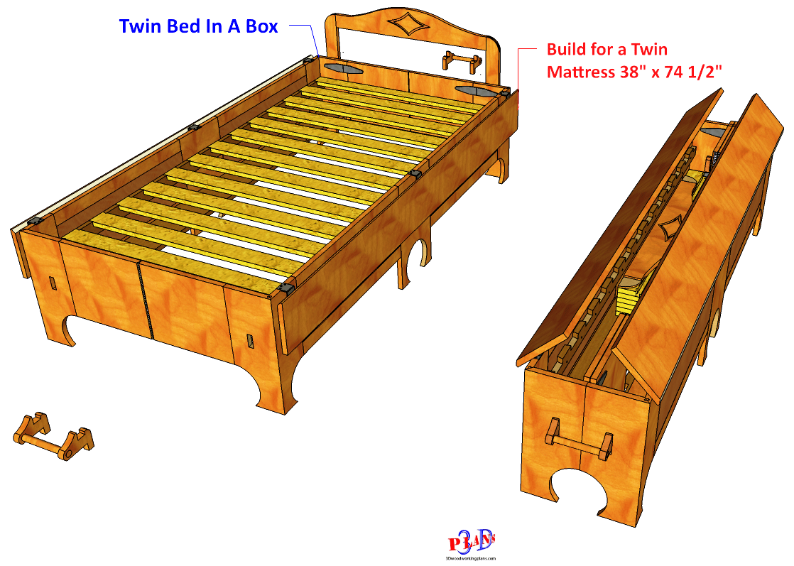 - Twin Folding Bed - Updated Aug 2019 Murphy-bett Ikea