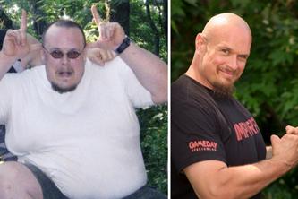High raw vegan before after mark eisenhart high raw - Garden of life raw meal weight loss plan ...