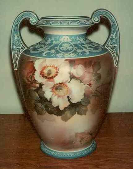Nippon Vase Wedgwood Style Nippon China Pinterest Wedgwood