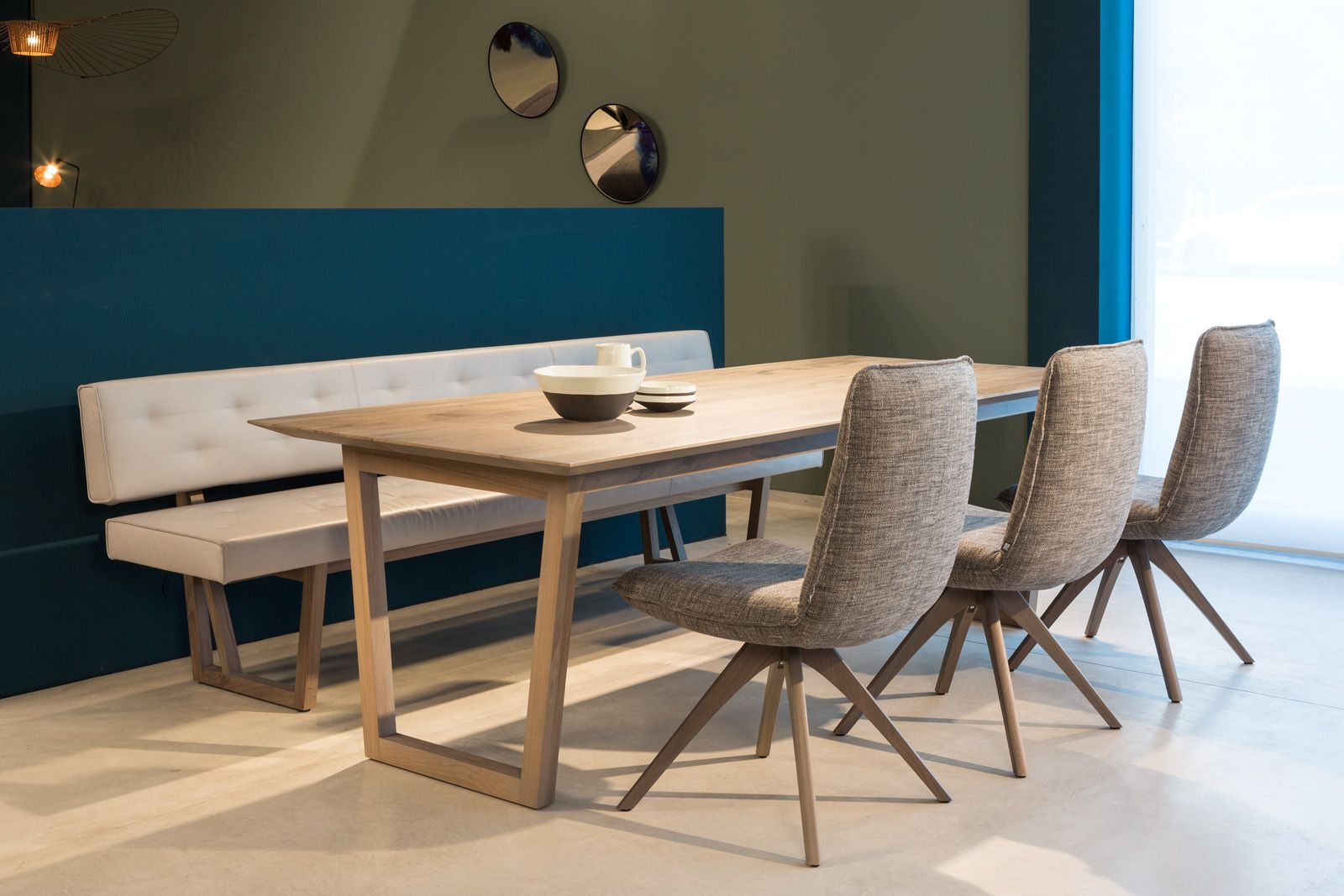 Esszimmer Rolf Benz The Rolf Benz 924 Dining Table Adds Excitement To Any Dining Room