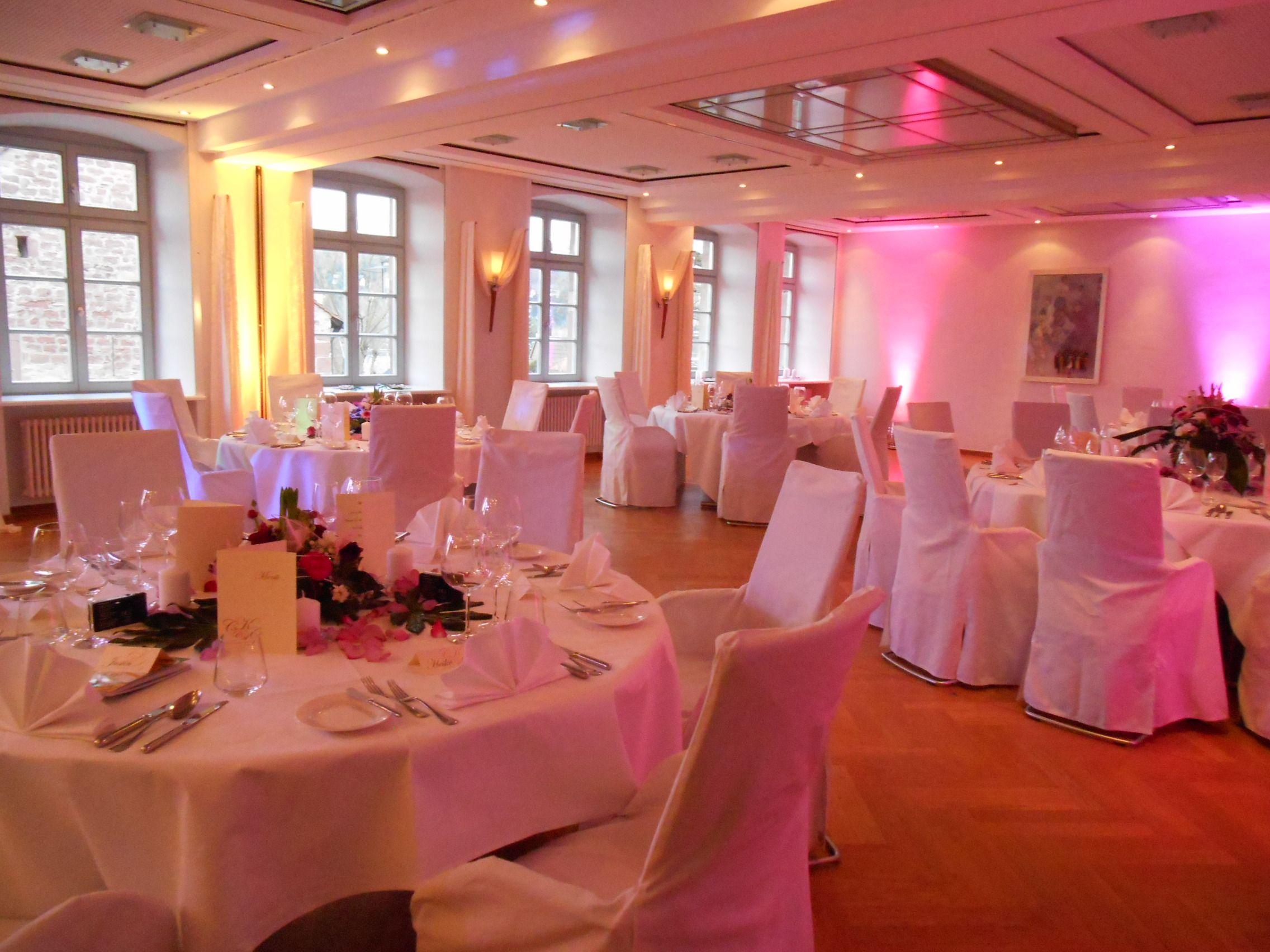 Live n Dj Hochzeitsfeier im Romantik Hotel Kloster Hornbach
