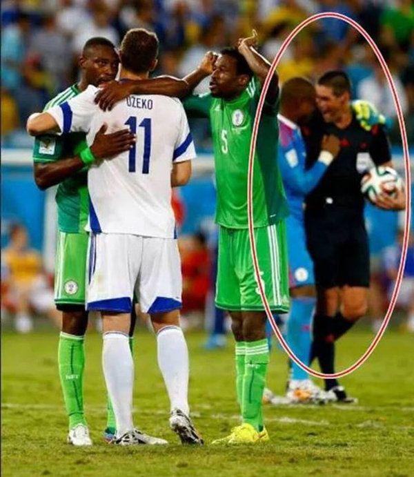 La foto que indigna a la Copa del Mundo | Rumbo Brasil 2014 - Yahoo Deportes