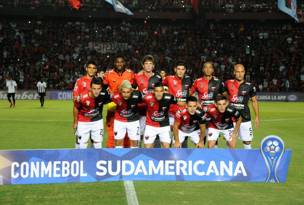 Copa Sudamericana Colón visita a un vigoroso San Pablo
