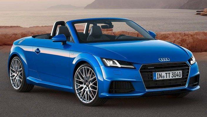 2015 Audi TTS Roadster Best Car Audi Pinterest