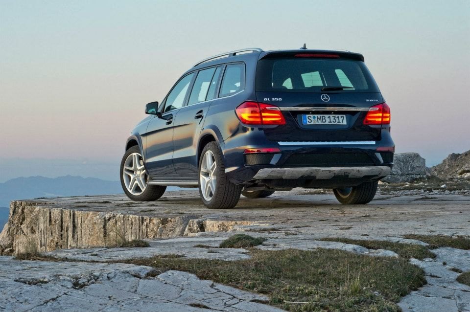 Driving a Mercedes-Benz SUV says a lot about your appetite for ...