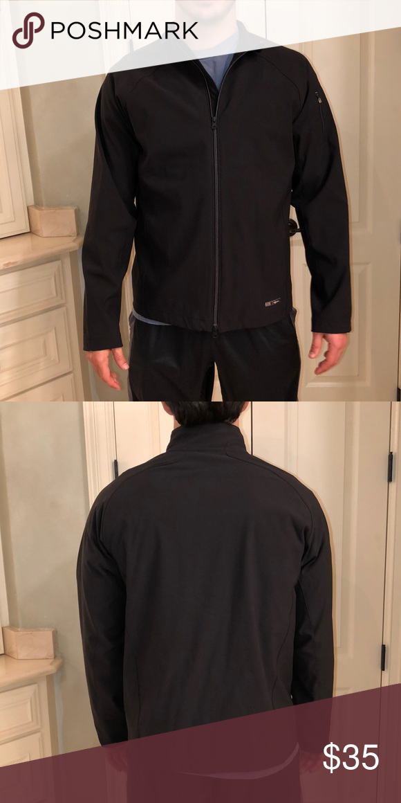 02caf563 Black Merrell Windbreaker Great Condition. Merrell Jackets & Coats ...