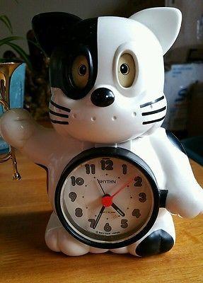 An Talking Cat Dog Alarm Clock Bugle
