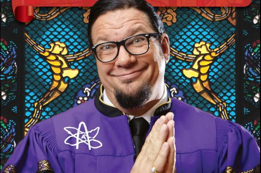 penn jillette losing weight