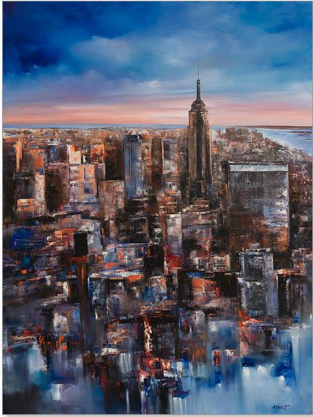 Http Fineartamerica Com Featured Empire Rising Tall Manit Html Skyline City Skyline Original Abstract Art